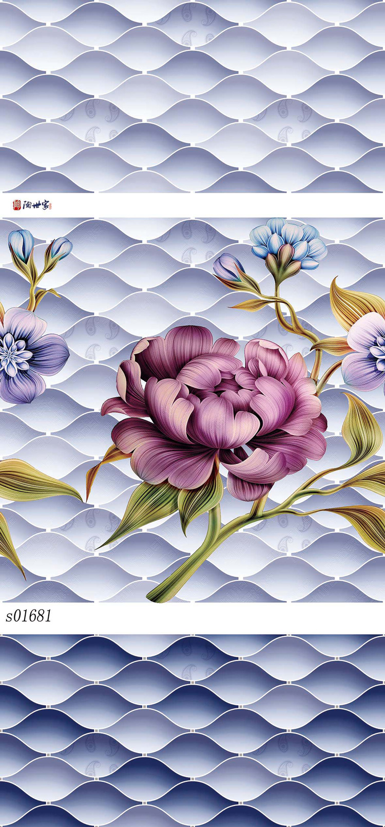 Ceramic skirting tiles